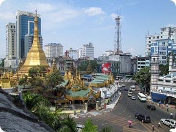 ミャンマーにおける税務